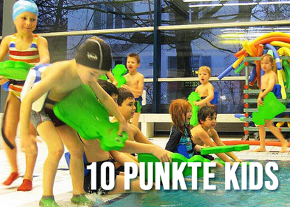 Picture of Hallenbad 10 Punkte Kind